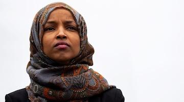 Black Caucus Blasted for Turning Its Back On Rep. Omar