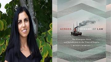 "BAR Book Forum: Renisa Mawani's ""Across Oceans of Law"""