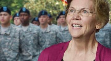 Elizabeth Warren Wants Green Bombs, not a Green New Deal
