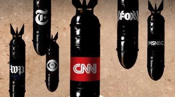 Corporate Media Monger for War