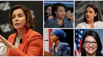 "Nancy Pelosi: The leader of the ""Hizb al-Shaitan"""