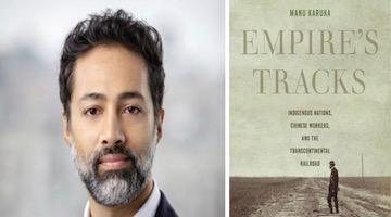 "BAR Book Forum: Manu Karuka's ""Empire's Tracks"""