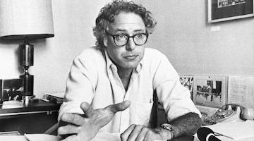 Bernie Sanders' Present Fight against Corporate Rule vs. the Bernie of 1989