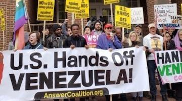 US Black Peace Delegation Returns from Venezuela