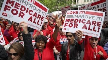 Popular Resistance Newsletter - Another Year Closer to Winning Medicare for All