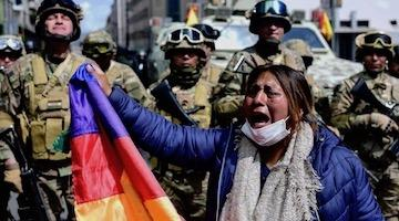 US Fingerprints in Bolivian Coup