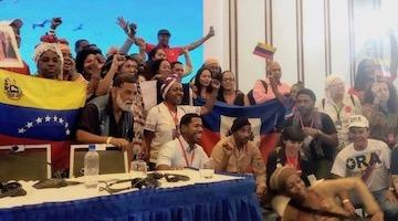 "Final Declaration of the Afro-descendant International Congress Tribute to the Afro-Venezuelan Cimarron ""Guillermo Ribas"""