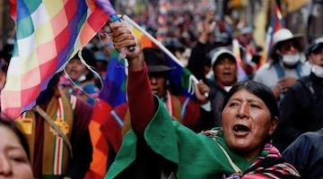Democrats Largely Silent on Bolivia Coup