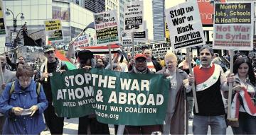 Anti-War Movement Must Adopt to Changing Imperial Wars