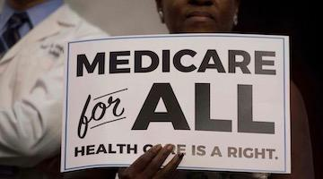 "Support for Medicare for All is a ""National Consensus"""