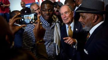 Freedom Rider: Negroes for Bloomberg