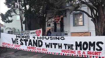 Freedom Rider: Solidarity with Moms 4 Housing