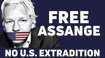 Free All Political Prisoners Including Julian Assange