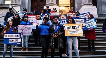 New York Schools Gang Unit Pushes the Criminalization of Children