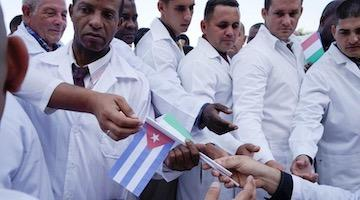 Cuba Under Media Attack for Sending Doctors, Not Bombs, to Help Covid-19