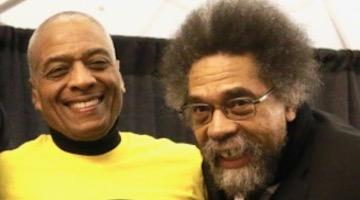 Cornel West Endorses Larry Hamm for Cory Booker Seat in Senate