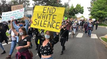 Incandescent Whiteness: Dispatch from Portland, Oregon