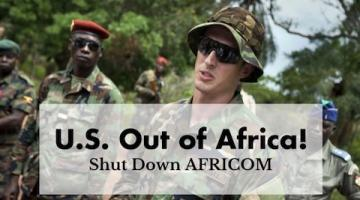AFRICOM Enforces US Colonial Project
