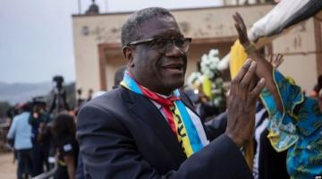 """The Man Who Heals Women"" Calls for an International Criminal Tribunal for Congo"