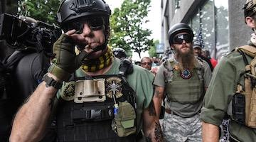 Freedom Rider: The U.S. Is a Racist Militia