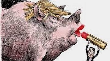 Olympics of Lying: Lipsticking a pig