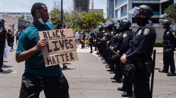 Decades-Old Gang Laws Are Being Used to Target Black Lives Matter Protesters