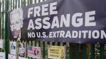 Assange Faces Extradition For Exposing US War Crimes