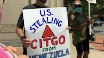 Trump's Looting of CITGO Punishes Low-Income People in Venezuela and US