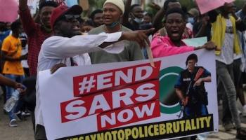 "Nigeria SARS Protests: Amnesty Warns of ""Escalating Attacks"""