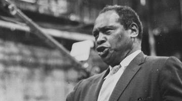 Paul Robeson's American Ballad