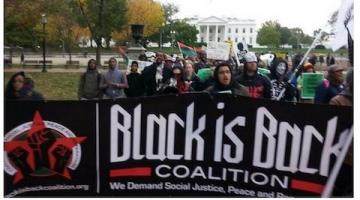 "Black Is Back Coalition: ""Black Power Matters"""