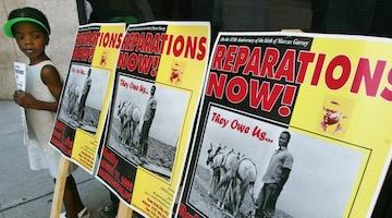 "Reparations Not Yet a ""Mainstream"" Demand"