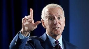 Freedom Rider: Master Biden Speaks