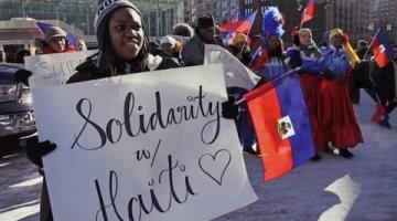 Urgent Solidarity With Haiti Is Needed