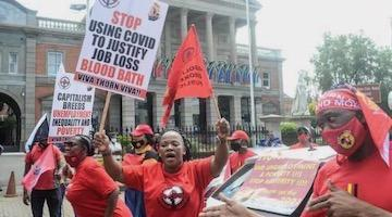 Massive General Strike in South Africa Highlights Demand for Radical Policy Changes