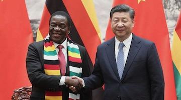China and Africa: the Black Alliance for Peace's AFRICOM Watch Bulletin