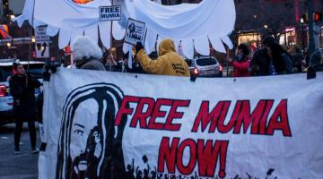 Mumia Abu-Jamal: State Running Scared, Trying to Make Sure He Dies in Prison