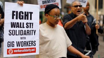 Freedom Rider: The End of Low Wage Work